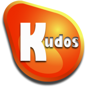 Logo_Kudos Badge Single